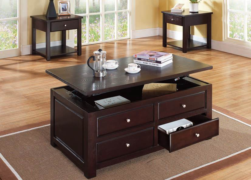 Cheap Coffee Table Sets Sale Choose Round To Contrast The Dominant Square Shape You Can Do The Contrary And Furnish Your Room With All Square Shaped Furniture (View 2 of 10)