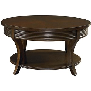 classic-round-coffee-table-reviews-circular-coffee-table-espresso-round-coffee-table-small-round-espresso-coffee-table (Image 4 of 10)