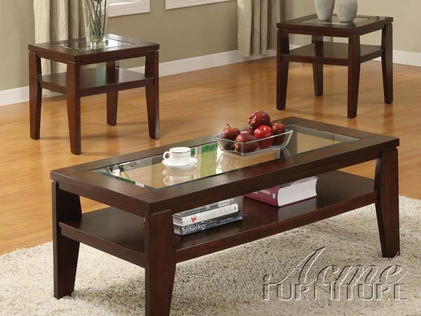 coffee-and-end-table-set-Modern-round-grey-slate-coffee-table-using-iron-crossed-legs-with-antique-coffee-table-with-slate (Image 8 of 10)