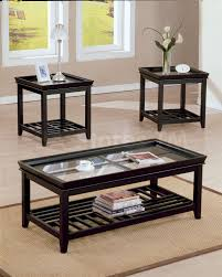 Best Collection Of Coffee And End Table Set With Storage