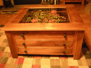 Coffee Table With Glass Display Case Display Case Coffee Table As Round For Painting Your Trend Small Wood Coffee (Image 5 of 10)
