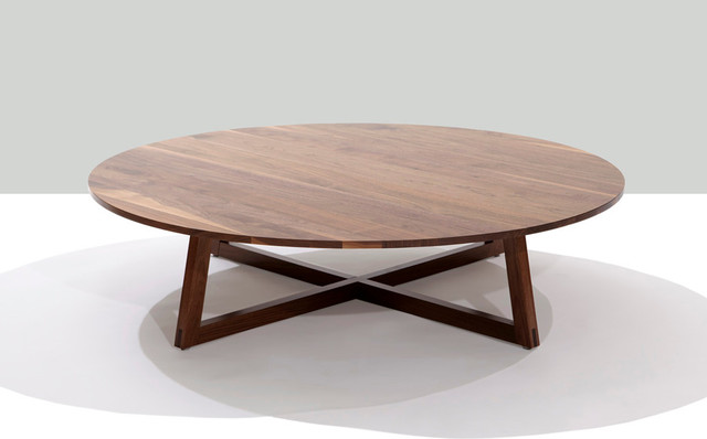 Featured Photo of Low Round Coffee Table