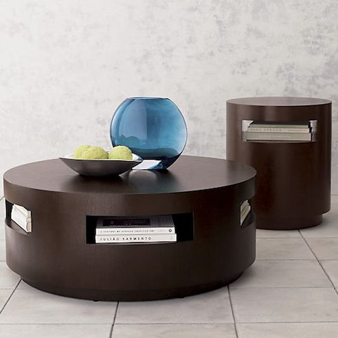 crate-and-barrel-tambe-espresso-coffee-table-look-espresso-round-coffee-table-winsome-coffee-table-espresso (Image 5 of 10)