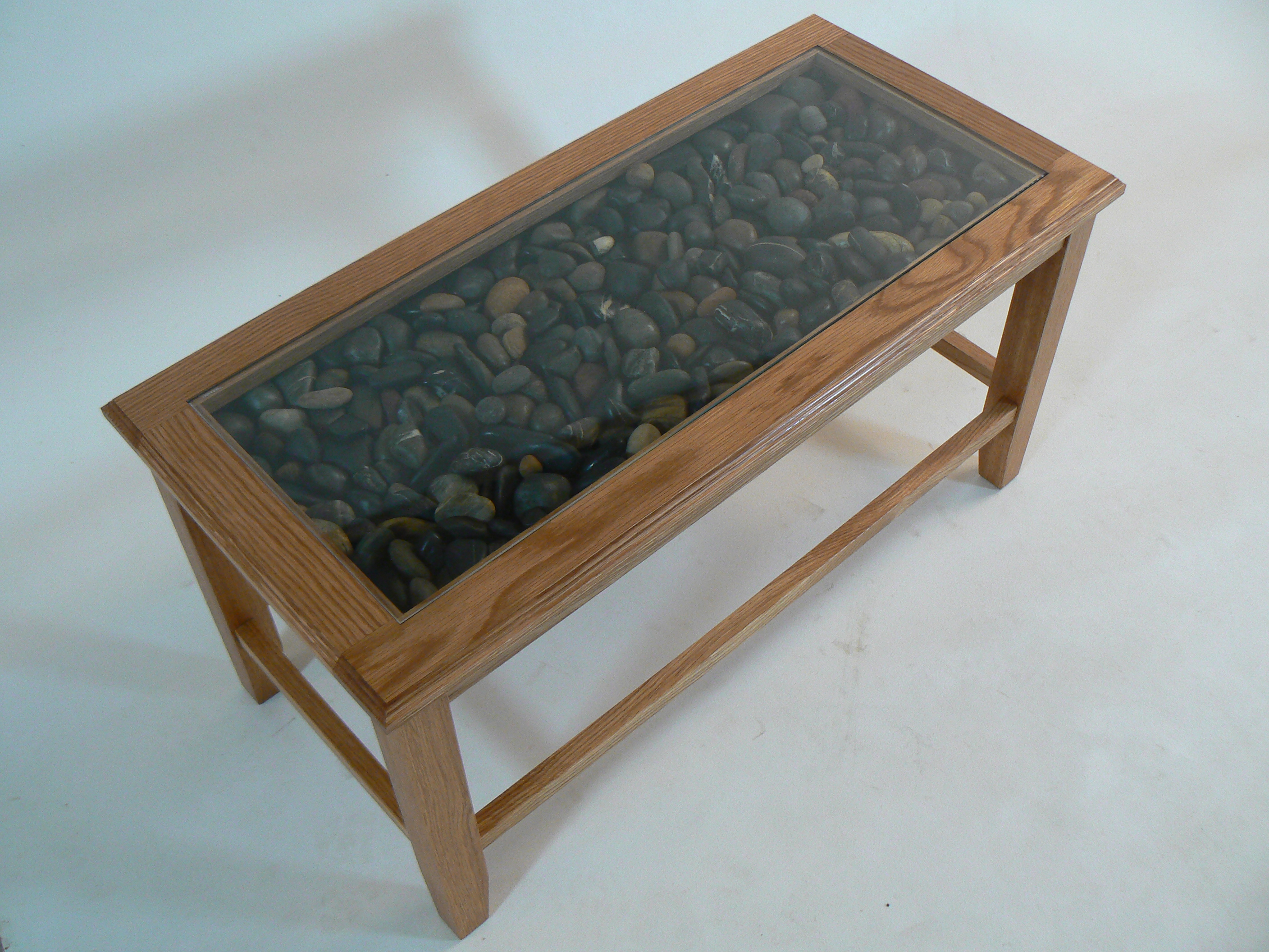 Custom Glass Coffee Tables Coffees Table Display Lift Top Glass Japanese Or Hawaiian Or Any Style (Image 3 of 10)