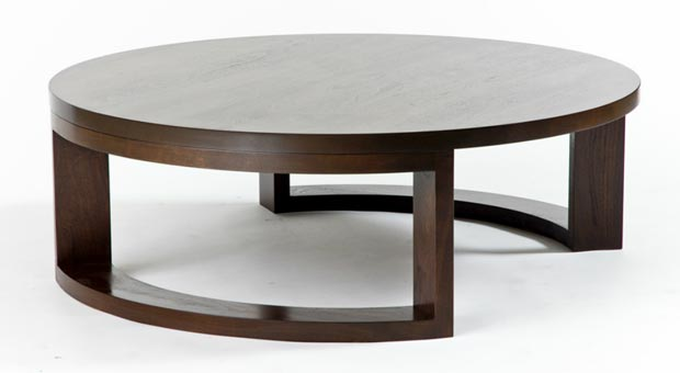 Designing A Coffee Table Is A Delicate Mission As One Must Have An Innate Sense Of Entertaining And Socializing To Be Able To Pull Out The Perfect Piece Of Round Coffee Tables (View 3 of 10)