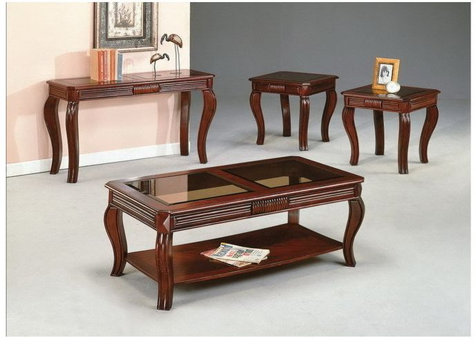 End table and coffee table sets Creating your 9 Best Collection of End Table And Coffee Table Sets For Living Room. Living Room Table Sets. Home Design Ideas