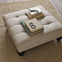 Featured Photo of Upholstered Storage Ottoman Coffee Table