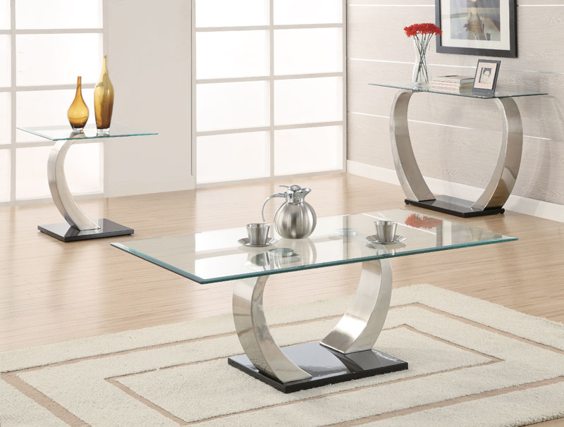 Living Room Glass Tables modern glass coffee table - creditrestore