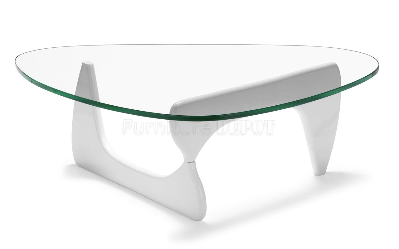 Glass Modern Coffee Table Photo Gallery Of The Contemporary Glass Coffee Tables For Wonderful Additional Item For Room Space Images Gallery (Image 8 of 10)