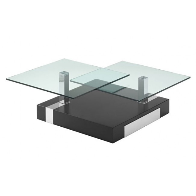 Featured Photo of Contemporary Glass Modern Coffee Tables Sets