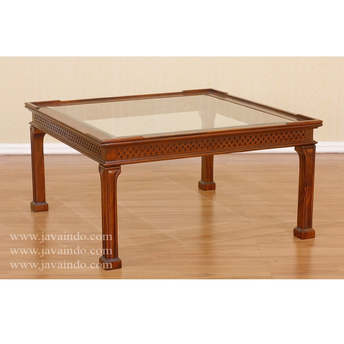 Glass Top Wood Coffee Table The Combination Of Classics And Modern Accents In Dark Wood And Glass Coffee Tables Wooden Oak (Image 10 of 10)