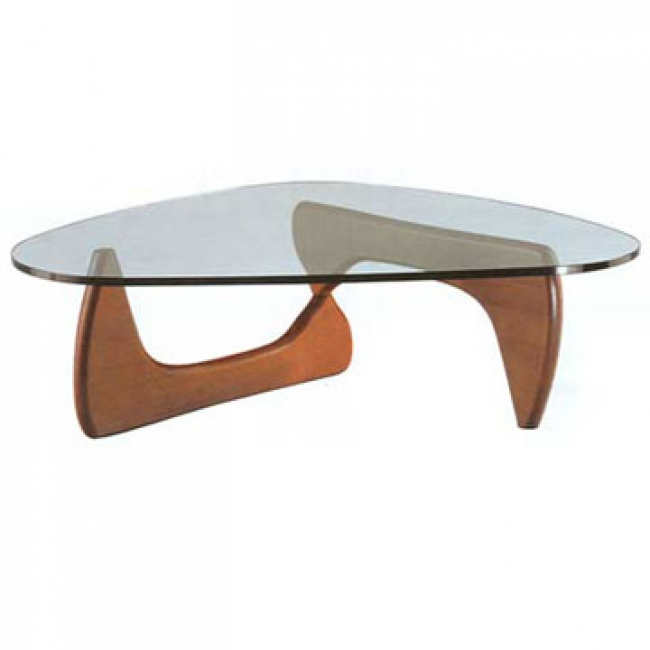 Featured Photo of Glass Top Wooden Coffee Table Furniture