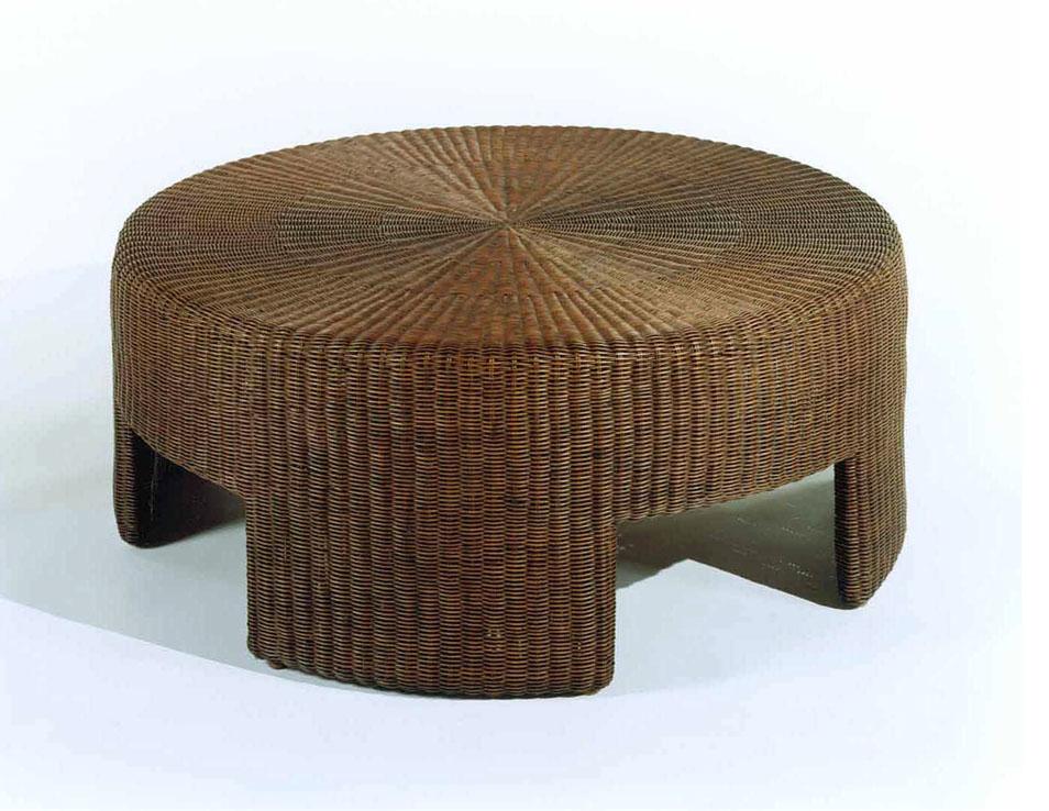 Good Designs For Rattan Coffee Table Nice Rattan Coffee Table Rattan Coffee Table Round Round Rattan Table Round Wicker Table (Image 2 of 10)