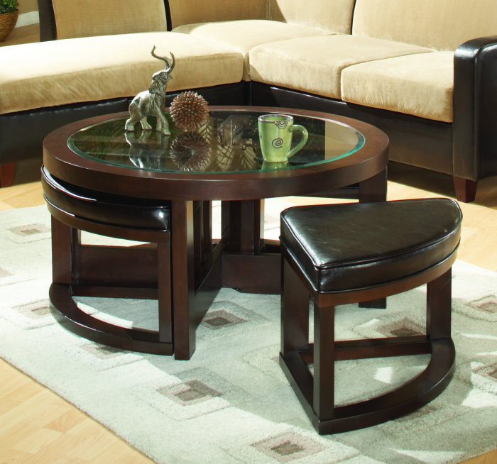 2019 Popular Used Round Coffee Table For Sale
