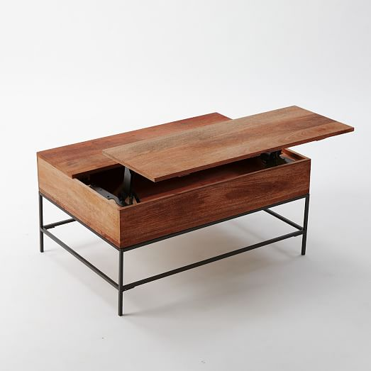 Featured Photo of Rustic Coffee Tables With Storage