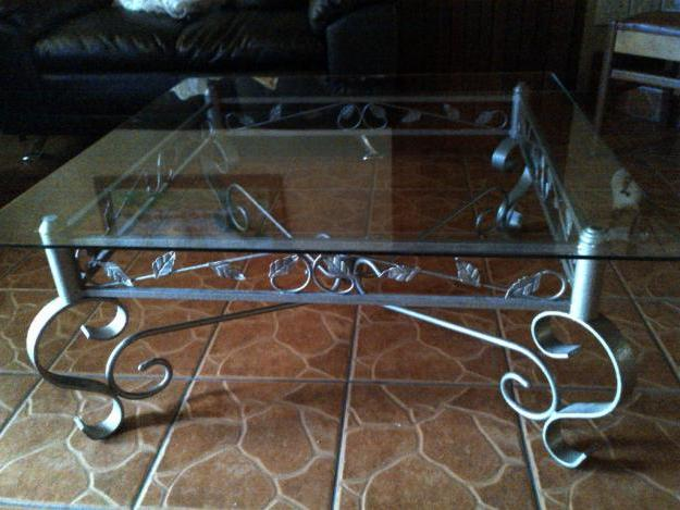iron-coffee-table-with-glass-top-large-wood-coffee-table-that-opens-on-the-top-on-both-sides-features-banded-iron-hinges-price-reduced (Image 6 of 10)