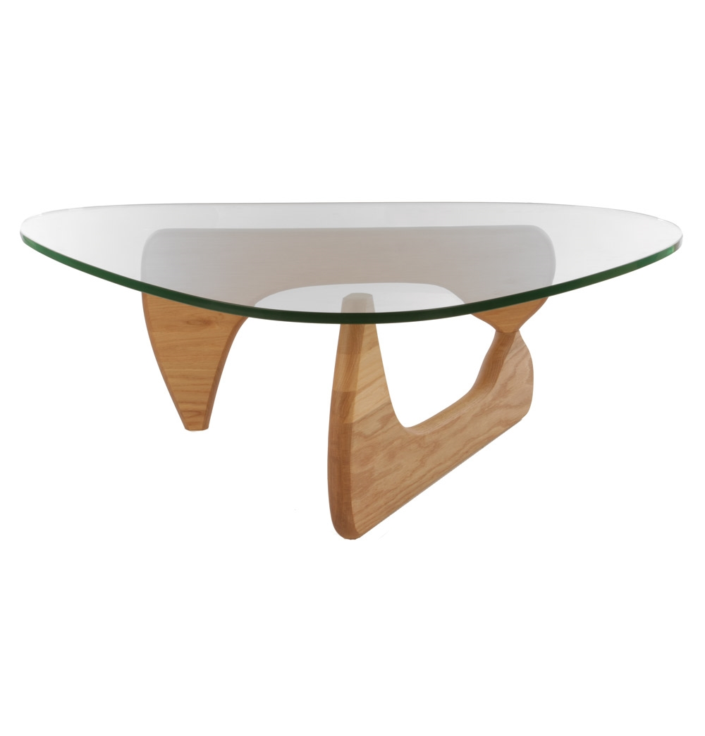 Featured Photo of Isamu Noguchi Glass Coffee Tables