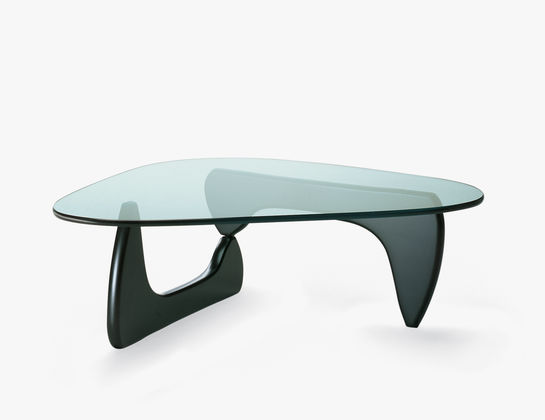 Isamu Noguchi Glass Coffee Table The Oeuvre Of Japanese American Artist And Designer Isamu Noguchi Is Unusually Multi Faceted (View 5 of 10)