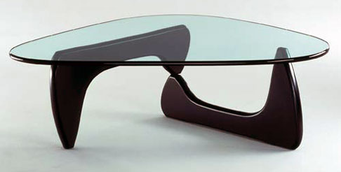Isamu Noguchi Glass Coffee Table The Sculptor And Designer Himself Described The Coffee Table As His Best Furniture Design (Image 6 of 10)