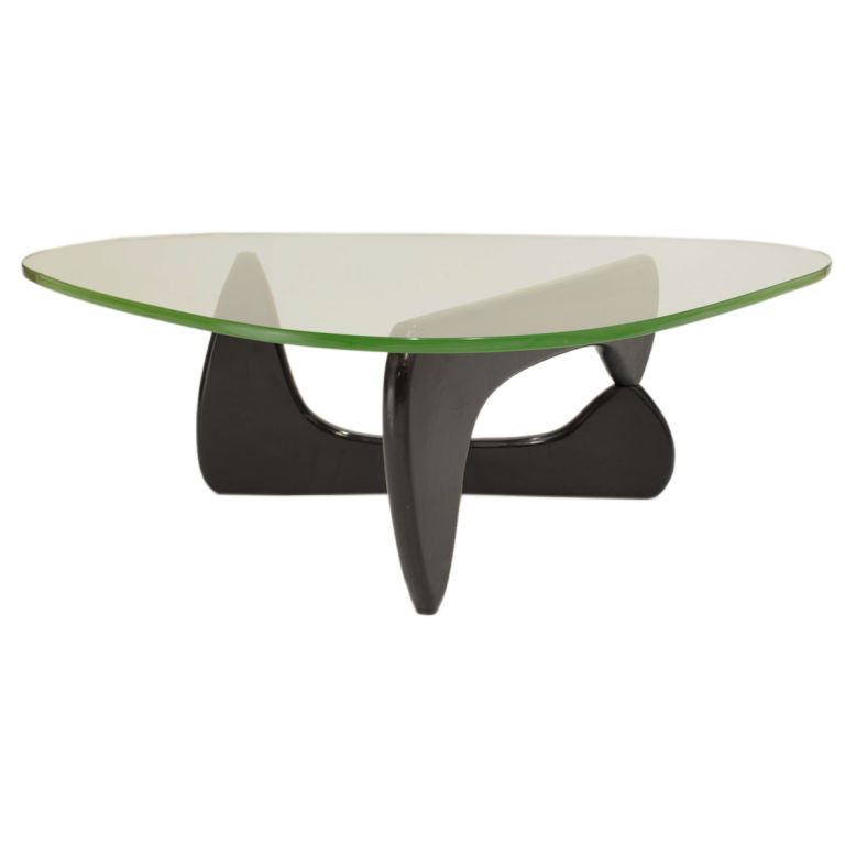 Isamu Noguchi Glass Coffee Table To Ensure This We Use Professional Furniture Removalists Who Call To Confirm A Time For Delivery (Image 9 of 10)