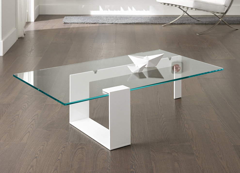 Large Glass Coffee Tables Pezzani Modern Square Stain Glass Top Coffee Table Various Colours Unique Legs (Image 7 of 9)