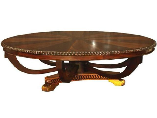 2018 Popular Extra Large Round Coffee Tables