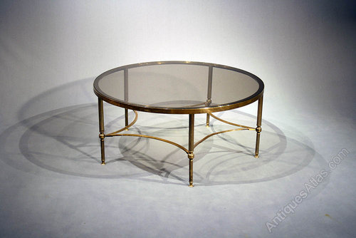 large-round-glass-coffee-table-large-brass-round-coffee-table-round-glass-coffee-tables-oversized-round-coffee-tables (Image 7 of 10)