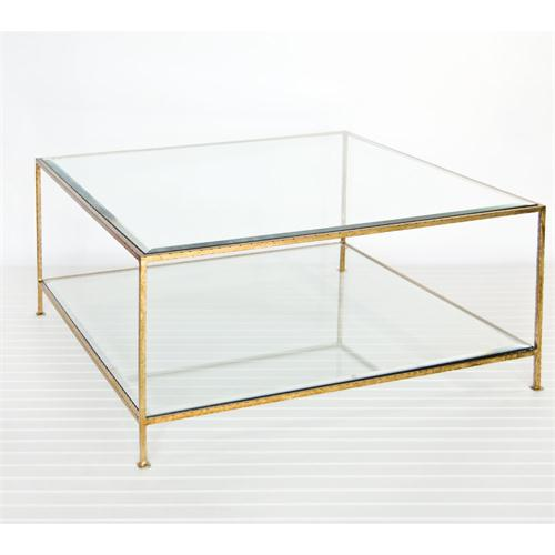 Large Square Glass Coffee Table Style In Form Metropolitan Tables Contemporary Cocktail From Worlds