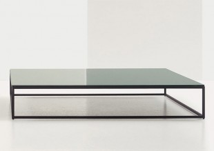 Featured Photo of Low Glass Coffee Table Contemporary