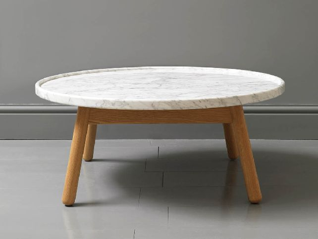 marvelous-white-marble-coffee-tables-with-white-marble-top-coffee-table-and-marble-coffee-table-craigslist-round-marble-coffee-table (Image 2 of 10)