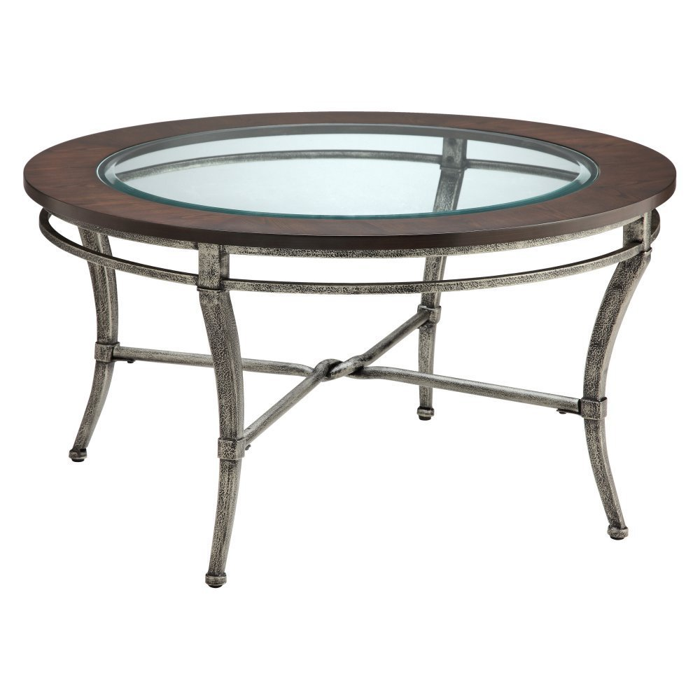 Metal Coffee Tables Back To Post Wrought Iron