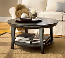 Metropolitan Round Farmhouse Coffee Tables Futuristic Kitchen Design Contemporary Ideas Round Small Coffee Table (View 6 of 9)