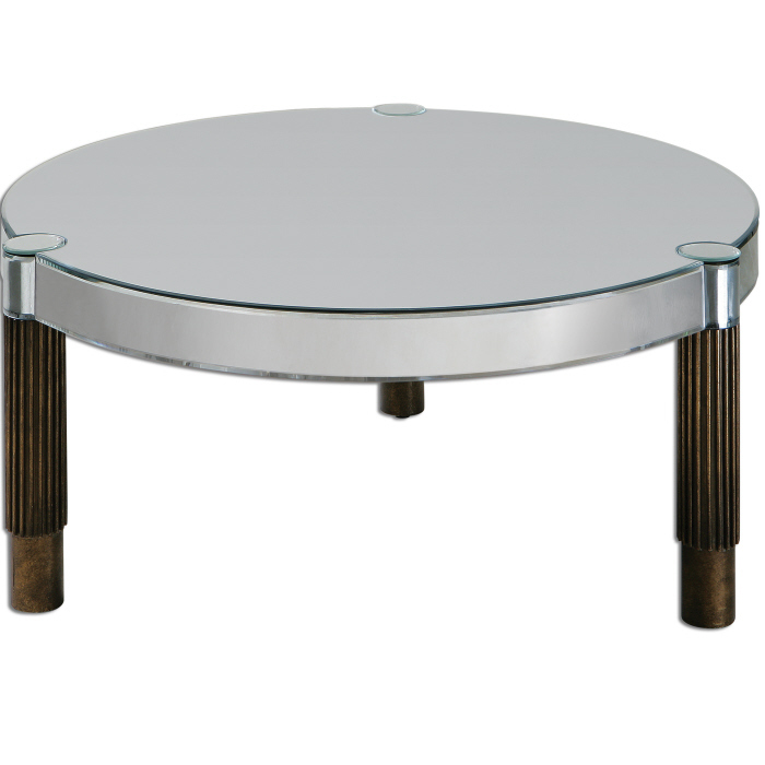 Mirrored Round Coffee Table Ideas Mirrored Coffee And End Tables Mirrored Coffee Tables Cheap Mirrored Coffee Table (Image 6 of 10)