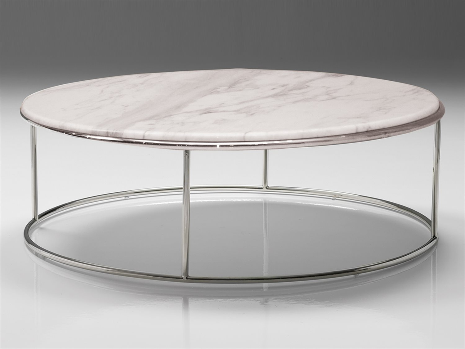 Mobital Elysee 39 Round Marble Coffee Table Round Marble Coffee Tables Marble Or Stone Coffee Table Stone Coffee Tables (Image 3 of 10)