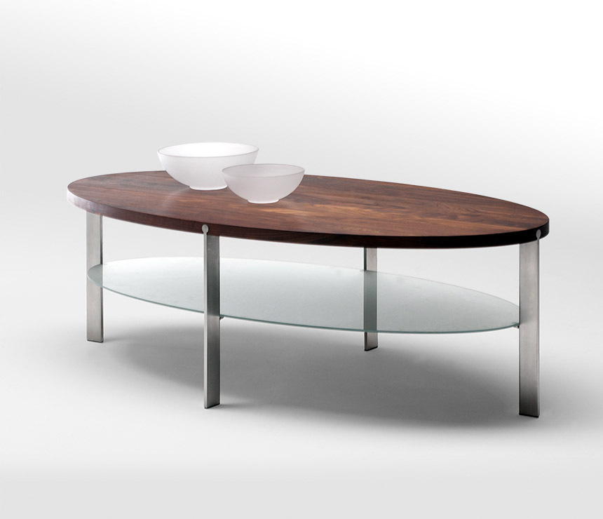 Modern Modern Wood Coffee Table Reclaimed Metal Mid Century Round Natural Diy Modern Modern Oval Coffee Table (Image 5 of 10)