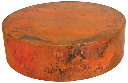 modern-chic-round-coffee-table-round-copper-coffee-table-48-round-coffee-table-colonial-fiberglass-coffee-table-with-48inch-round (Image 7 of 10)