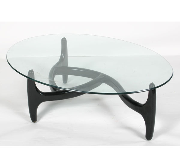 Modern Glass Top Coffee Table Oval And Unique Design Elegant Modern Clear Glass Top Coffee Table Modern Home Designs Ideas (View 6 of 9)