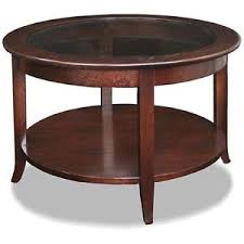 Modern Round Coffee Table 30 Round Coffee Table End Tables And Occasional Tables Circle Shaped Coffee Tables (View 6 of 10)