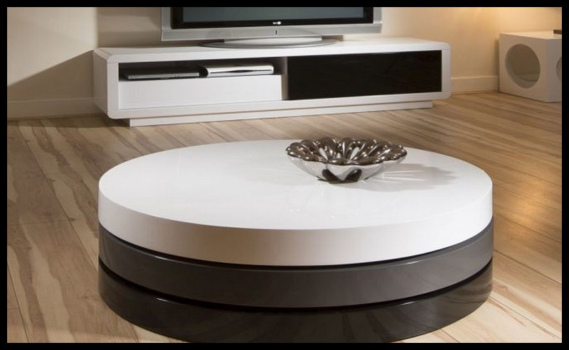 modern-round-coffee-table-with-storage-white-and-dark-grey-round-marmer-coffee-table-for-living-room-interior-design-ideas-2016 (Image 6 of 10)