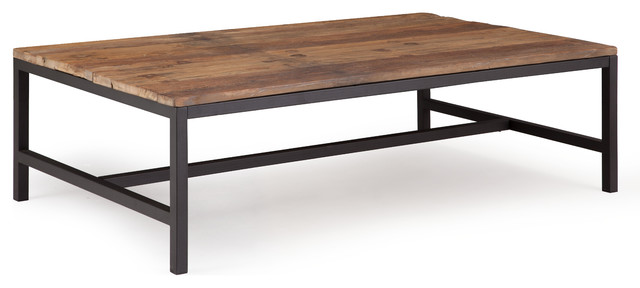 modern-rustic-coffee-table-with-coffee-tables-Modern-Rustic-Wood-Coffee-Table-square-shape-wood-model (Image 3 of 10)