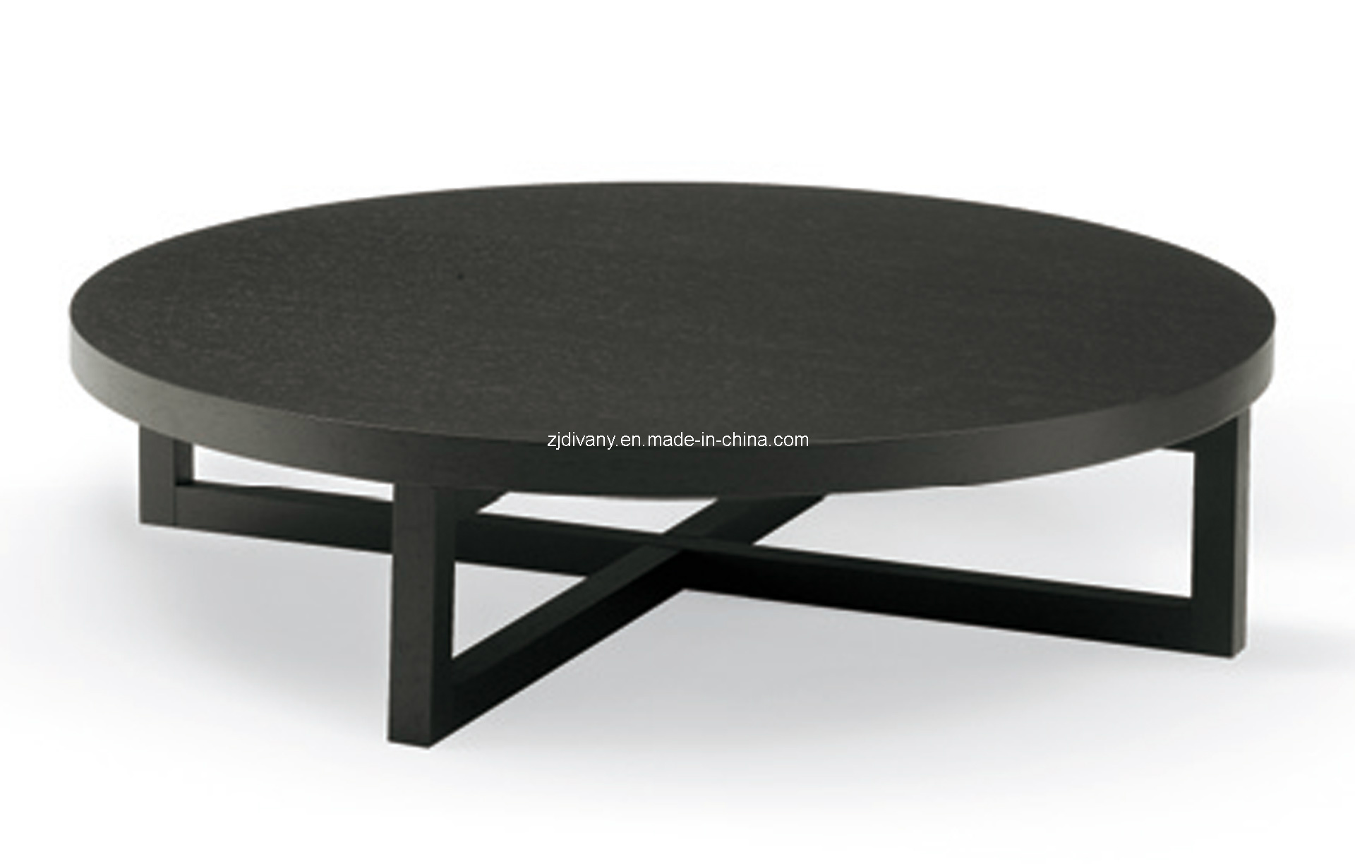 Modern Solid Wood Low Coffee Table China Modern Solid Wood Low Coffee Table Low Round Wood Coffee Table (View 8 of 10)