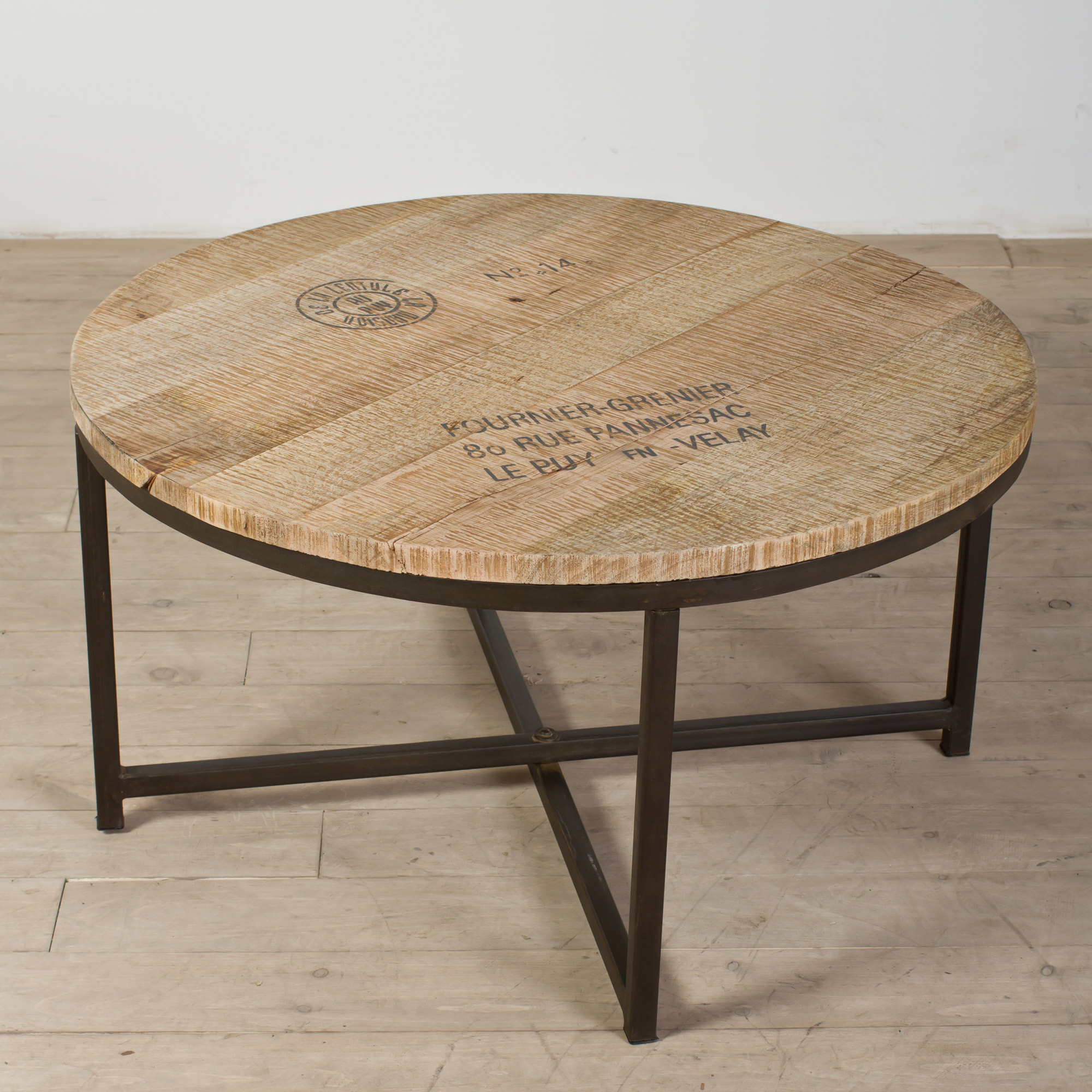 natural-round-coffee-table-is-usually-made-of-eco-friendly-materials-rustic-round-coffee-table-round-wooden-coffee-tables (Image 4 of 10)