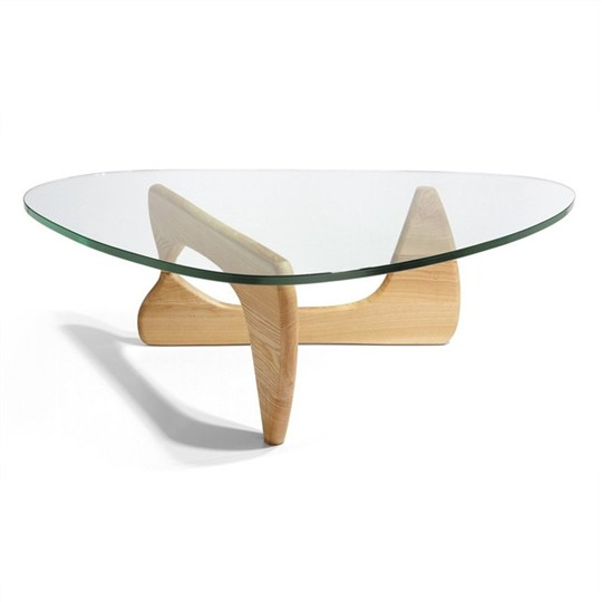 2019 Latest Noguchi Glass Coffee Table Replica Replacement