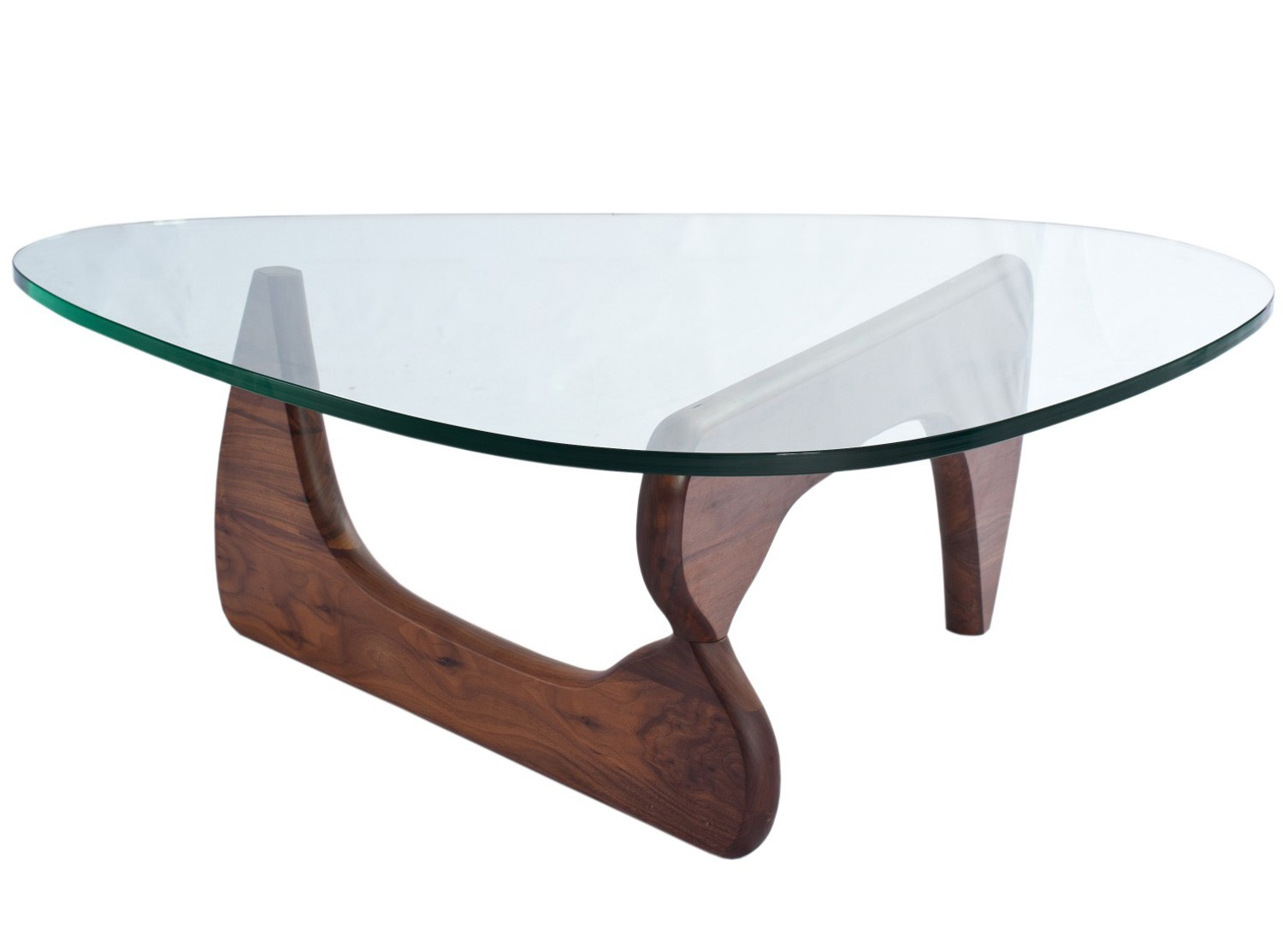 noguchi-glass-coffee-table-oguchi-Coffee-Table-19mm-Glass-Platinum-Replica-wooden-legs-four (Image 5 of 10)