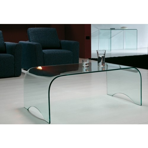 modern full glass desk. One Piece Glass Coffee Table 15mm Clear Hot Bending Dining Full Modern Desk