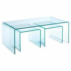 Featured Photo of One Piece Glass Coffee Table Cheap