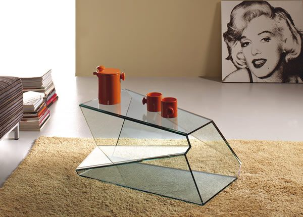 One Piece Glass Coffee Table The Wortman Acrylic Coffee Table Was Built For The Palm Springs Ca Home Of A Long Time Vip Patron (View 9 of 10)
