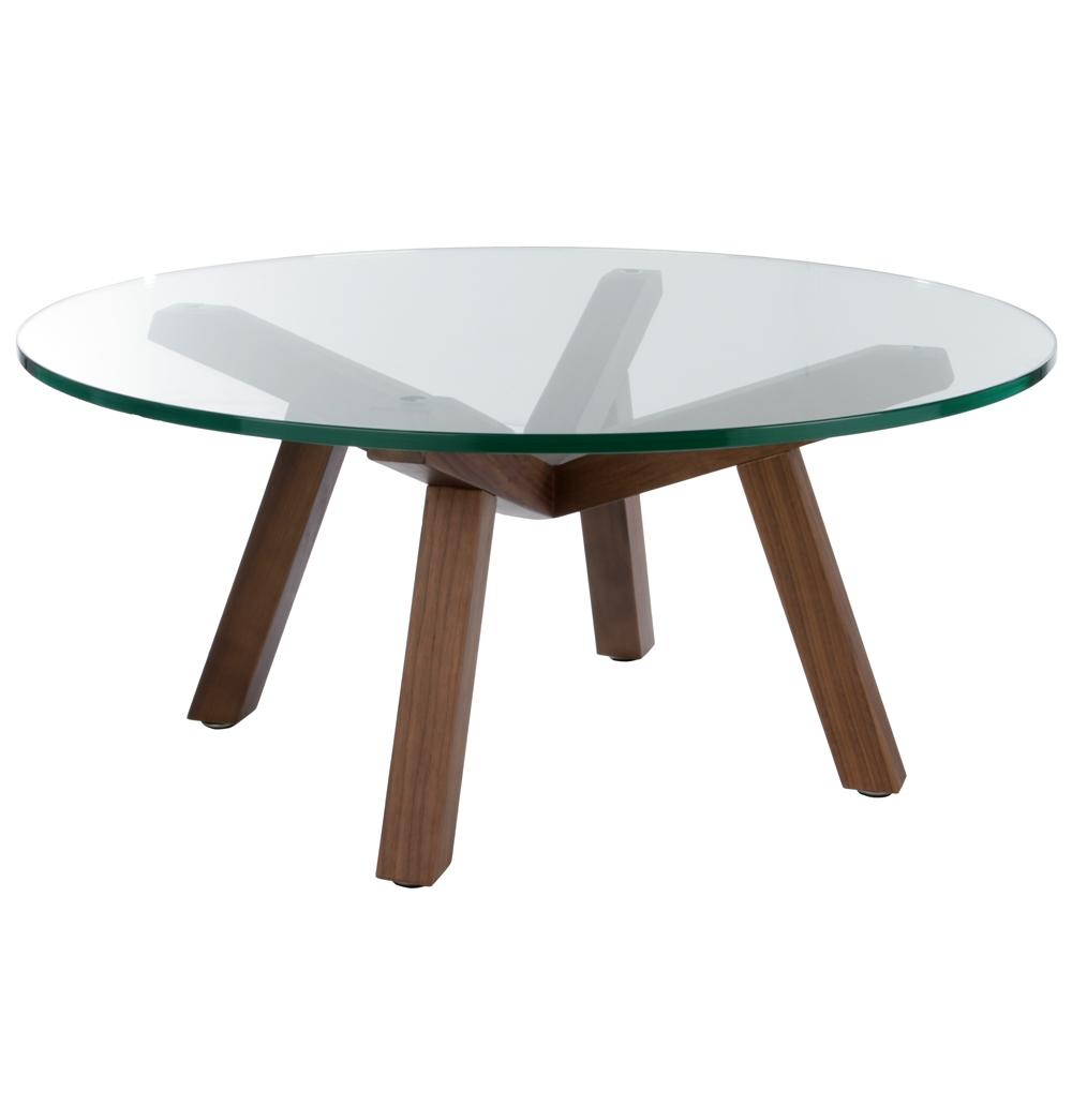 Original Design Sean Dix Forte Coffee Table Round Glass Coffee Tables Round Glass Metal Coffee Tables (Image 6 of 10)