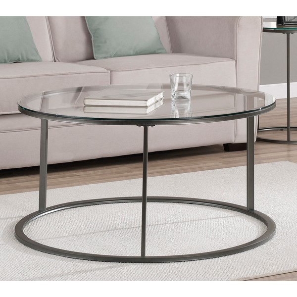 Outdoor Coffee Table Round Inspiration Design On Table Design Ideas 24 Round Coffee Table Round Coffee Table With Top Glass (View 6 of 10)