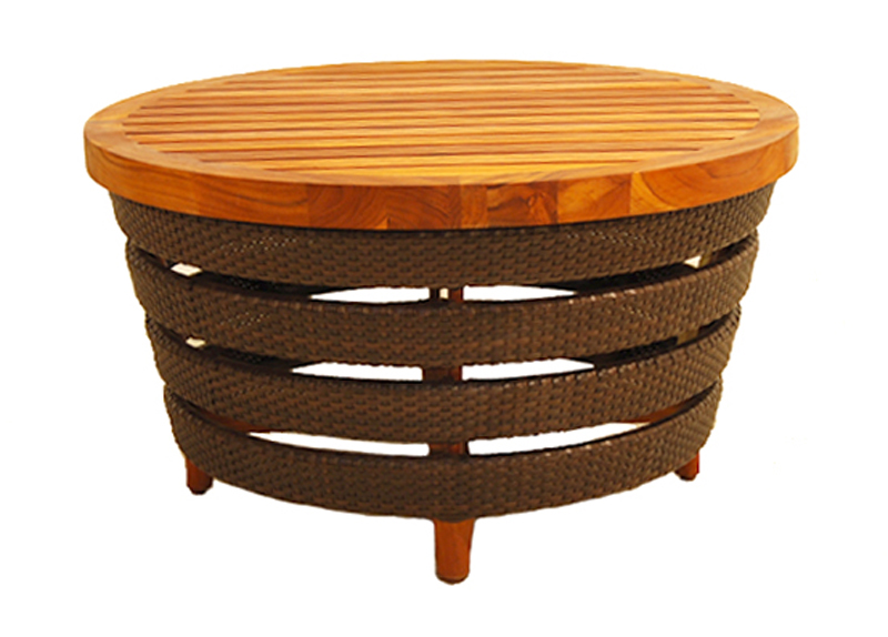10 Best Round Outdoor Coffee Table Umbrella Hole